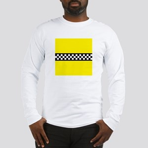 Iconic NYC Yellow Cab Long Sleeve T-Shirt