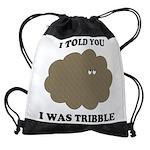 Star Trek Tribbles Drawstring Bag
