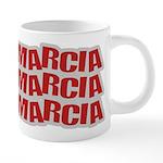Marcia Marcia Marcia 20 oz Ceramic Mega Mug