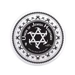"Union of Jewish Handymen 3.5"" Button"