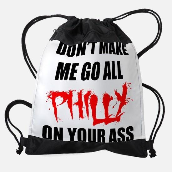 All Philly Drawstring Bag