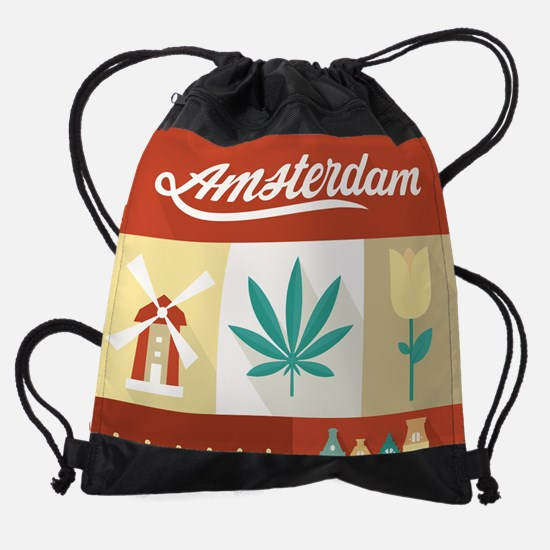 Dutch Pride Drawstring Bag