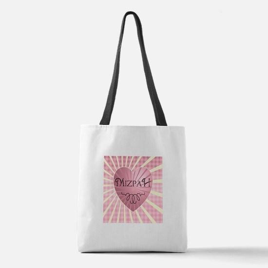 Mizpah Polyester Tote Bag