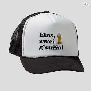 Drink Up Oktoberfes... Kids Trucker hat