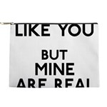 FIN-like-you-mine-real Makeup Pouch