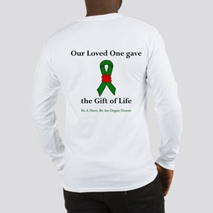 Loved One Donor Long Sleeve T-Shirt