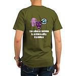 Value of an Idea Organic Men's T-Shirt (dark)