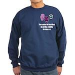 Value of an Idea Sweatshirt (dark)