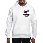 Value of an Idea Hooded Sweatshirt