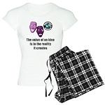 Value of an Idea Women's Light Pajamas