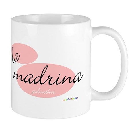 Godmother (Madrina) Mug
