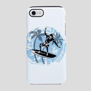 Surfer Hawii iPhone 7 Tough Case