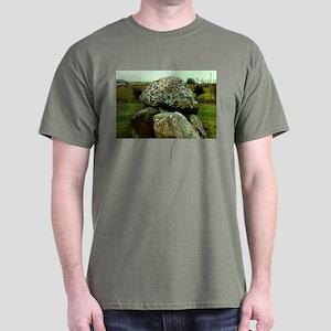 Carrowmore Dolmen Dark T-Shirt