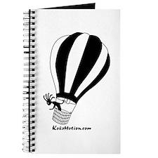 Kokopelli Hot Air Balloonist Journal