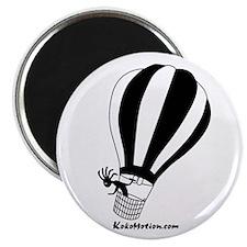 Kokopelli Hot Air Balloonist 2.25