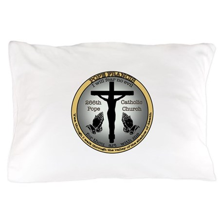Pope Francis Pillow Case