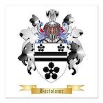 Bartolome Square Car Magnet 3