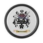 Bartolomaus Large Wall Clock