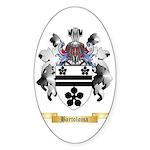 Bartoloma Sticker (Oval 50 pk)