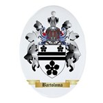 Bartoloma Ornament (Oval)