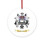 Bartolini Ornament (Round)