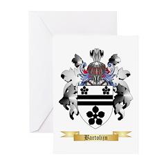 Bartolijn Greeting Cards (Pk of 20)