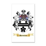 Bartoleyn Rectangle Car Magnet