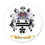 Bartoleyn Round Car Magnet