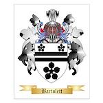 Bartolett Small Poster