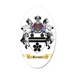 Bartolet Oval Car Magnet
