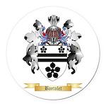 Bartolet Round Car Magnet