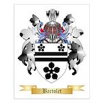 Bartolet Small Poster