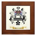 Bartolacci Framed Tile