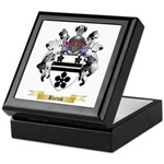 Bartok Keepsake Box