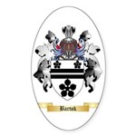Bartok Sticker (Oval)