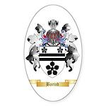 Bartod Sticker (Oval 50 pk)