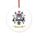 Bartocci Ornament (Round)