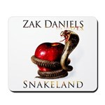 SNAKELAND CD COVER Mousepad