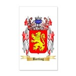 Bartling 35x21 Wall Decal