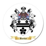 Bartley Round Car Magnet