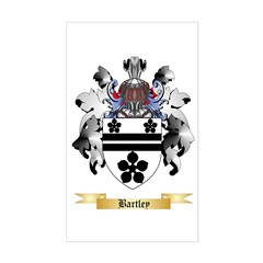 Bartley Sticker (Rectangle)