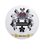 Bartley Ornament (Round)