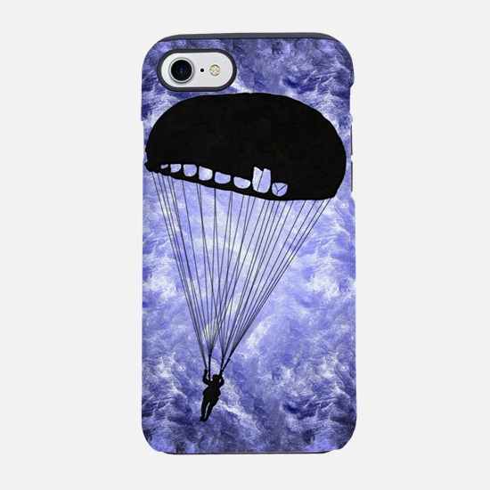 Harvest Moons Paratroopers iPhone 7 Tough Case