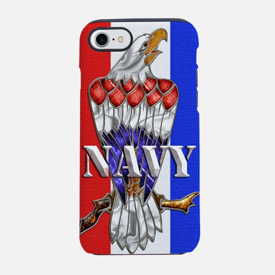 Harvest Moons American Eagle-Navy iPhone 7 Tough C