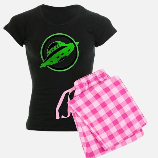UFO In Flight Pajamas