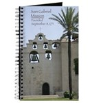 San Gabriel Mission Bell Tower Journal