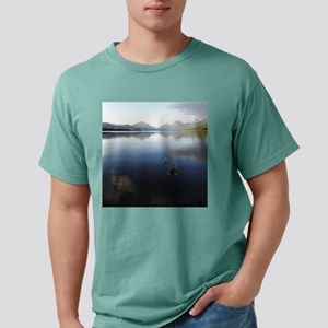 Lake McDonald Mens Comfort Colors Shirt