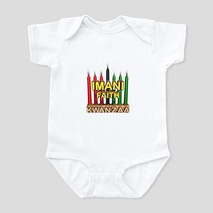 Imani (Faith) Kinara Infant Bodysuit