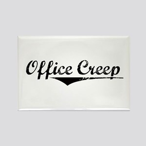 Office Creep Rectangle Magnet