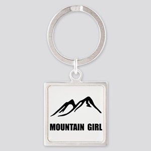 Mountain Girl Keychains